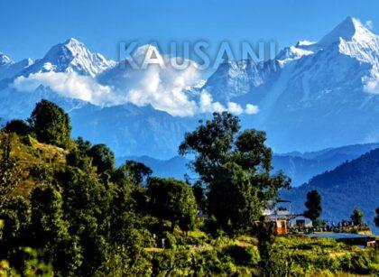 Kausani-Uttarakhand