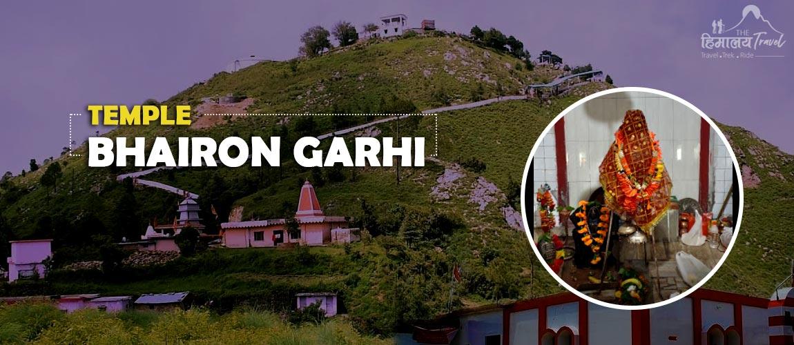 Bhairon-Garhi-Temple