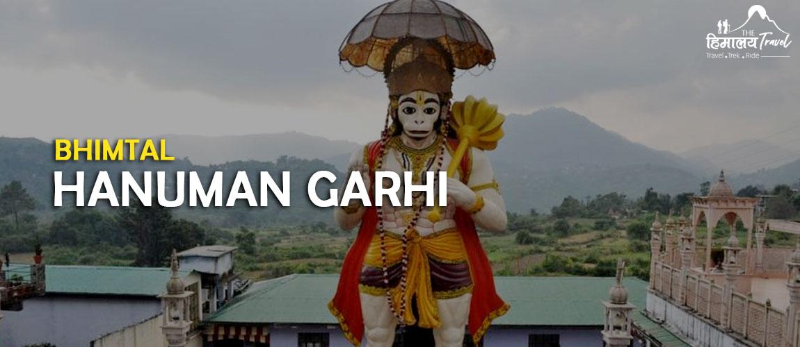 Hanuman-Garhi-Bhimtal