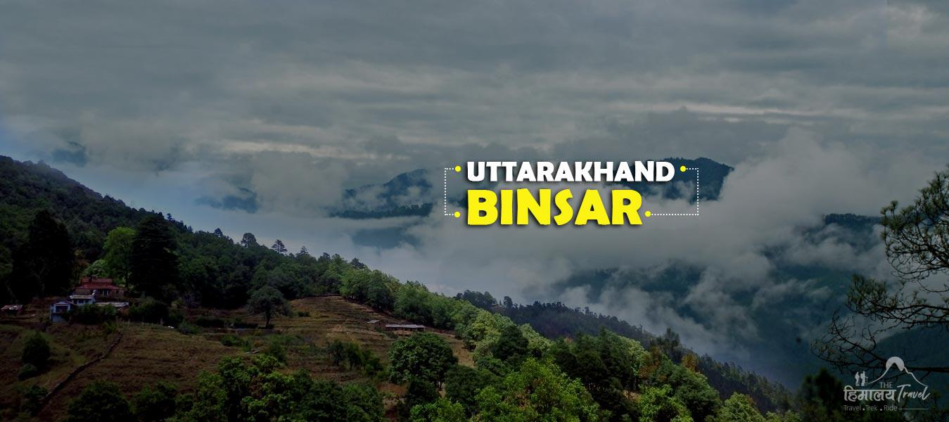 Binsar-Uttarakhand