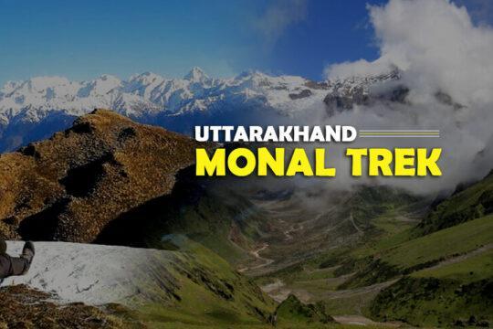 Monal-Trek-Uttarakhand