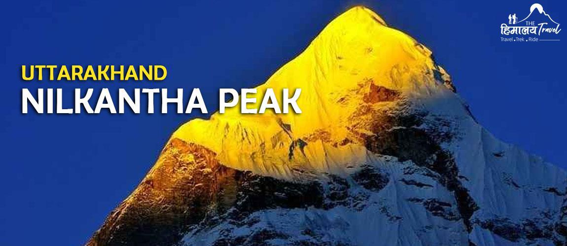 Nilkantha-Peak